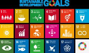 SDGs17のアイコン